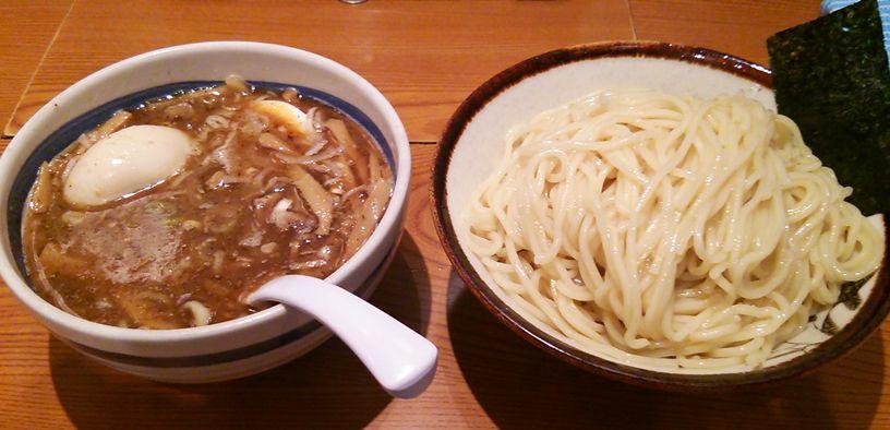 大勝軒いちばんのつけ麺