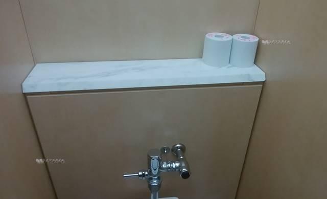 ほんぽーとのトイレのトイレットペーパーの予備