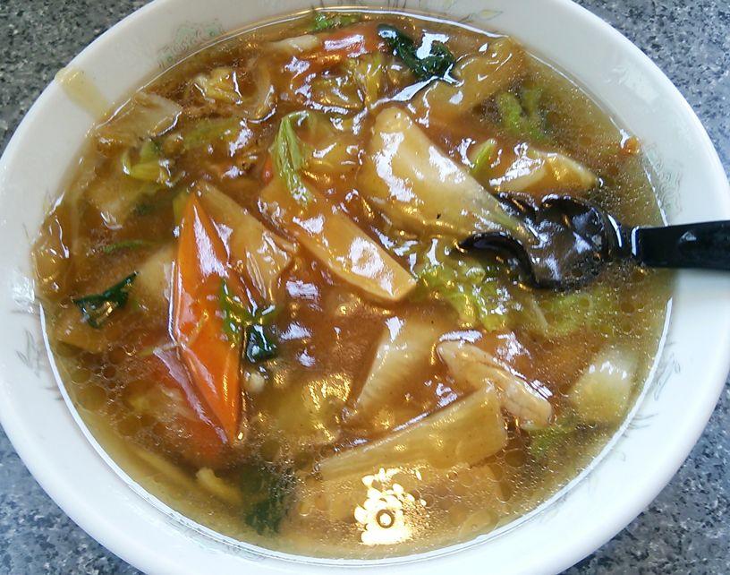 北京のうま煮ラーメン