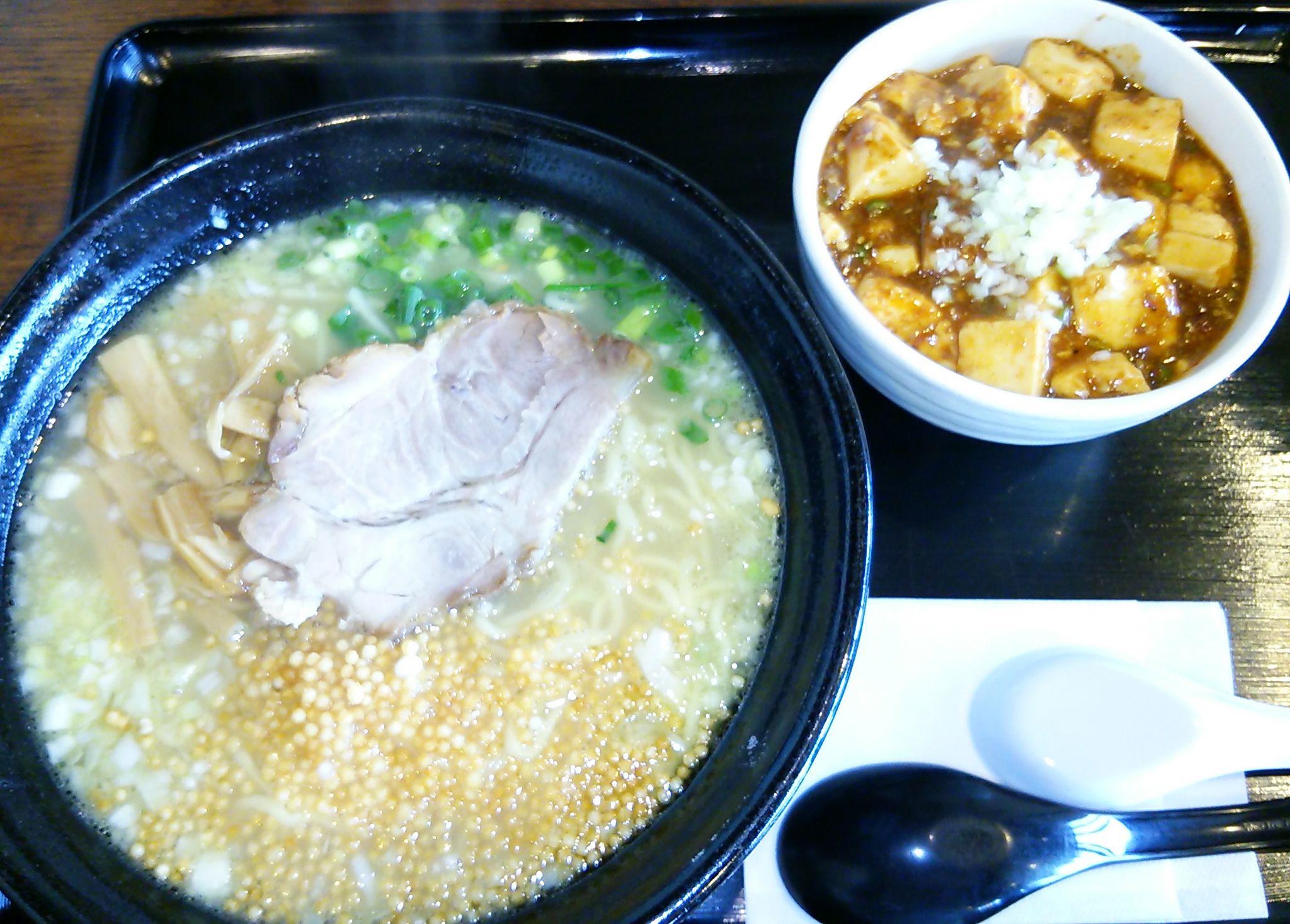 ちゅんりの鶏塩白湯麺