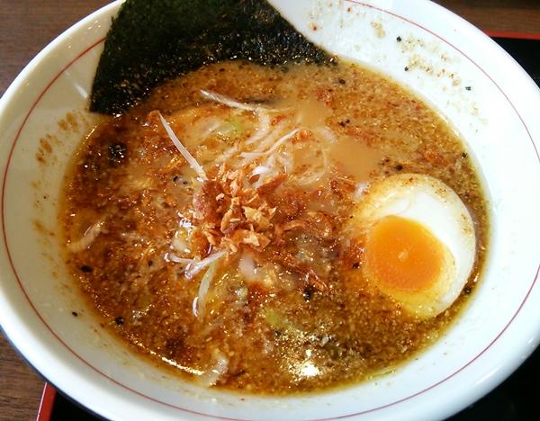 まっくうしゃのつけ麺のスープ