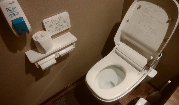 吉風のトイレ全体の画像