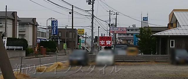からあげ専門店とりっこ坂井店の近隣風景