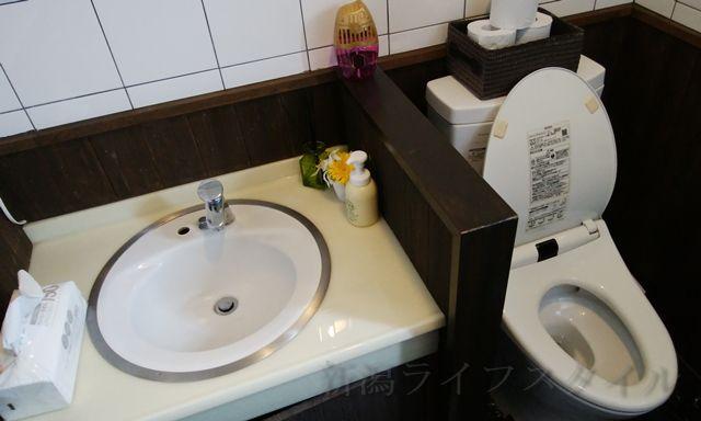 謙信のトイレ