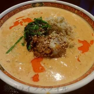 かなみ屋の四川担々麺