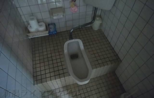 小さな中華屋さん薫のトイレ