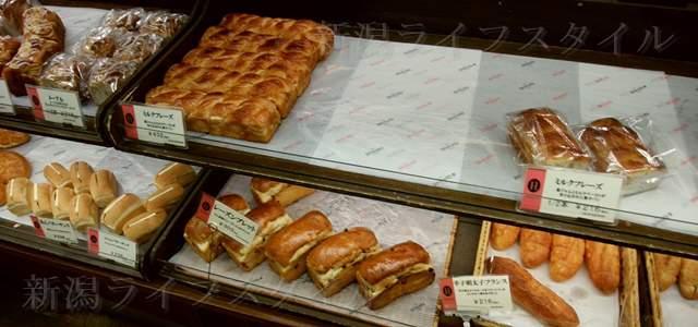 エディアールに陳列されたパンその4