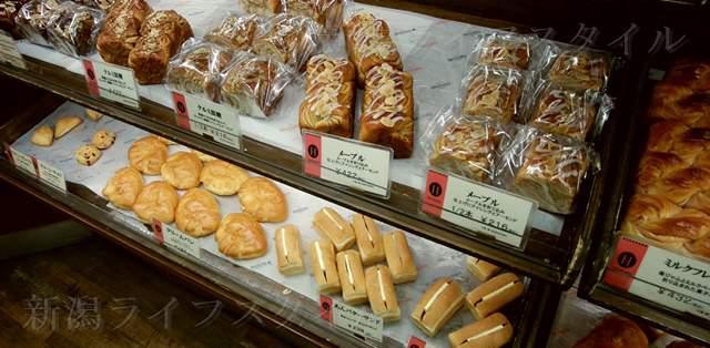エディアールに陳列されたパンその5
