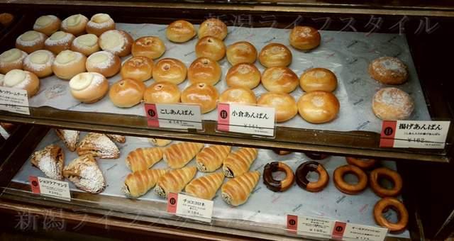 エディアールに陳列されたパンその7