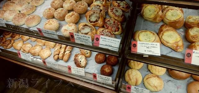 エディアールに陳列されたパンその9