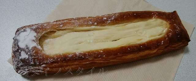 ブーランジェ・ルクールのクリームヨーグルトデニッシュ