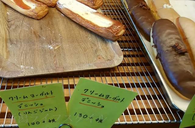 ブーランジェ・ルクールのパンその14