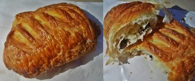 カワムラ本店のパン・オ・ショコラ
