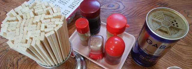 柿屋の卓上調味料