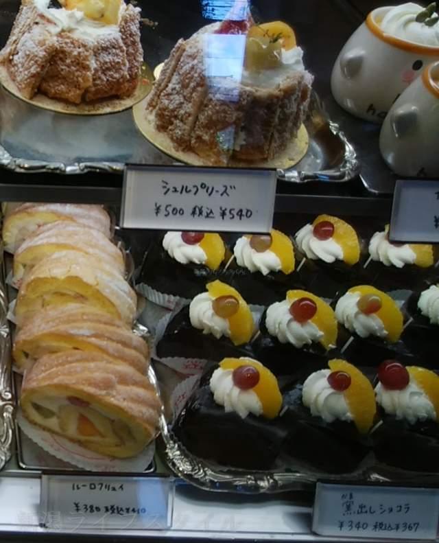 風花のケーキその3