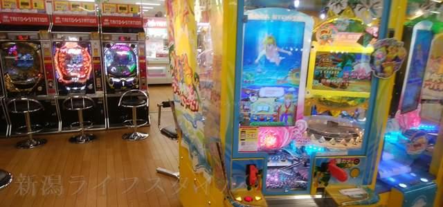 タイトーFステーション新潟西店のメダルゲームコーナーその2