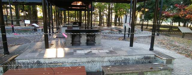 亀田公園のバージョン場