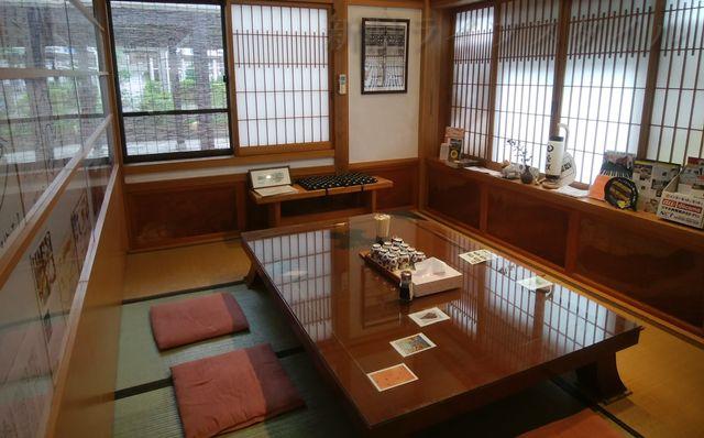 豆撰の個室のお座敷席