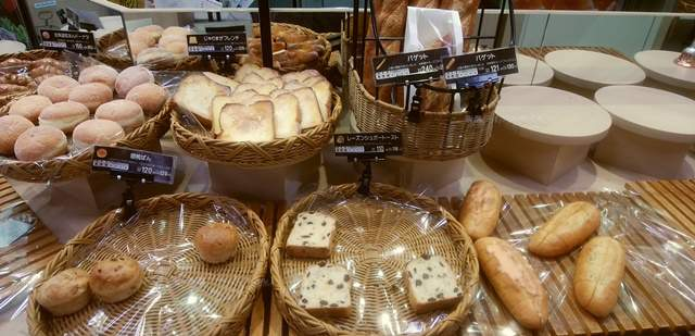 イオン新潟東ベーカーシェフのパンその1