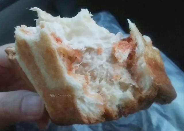 イオン新潟東ベーカーシェフのホットサンドツナトマト