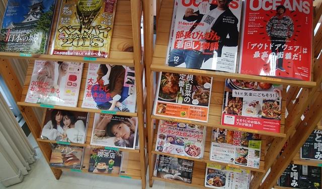コバック女池インター店の雑誌