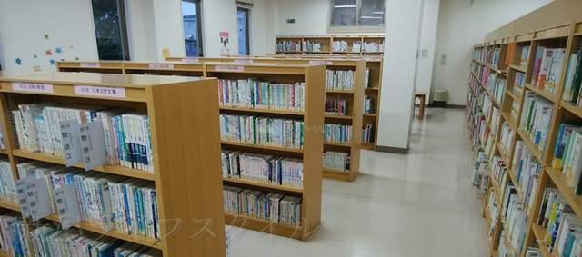 黒埼図書館内の様子その3