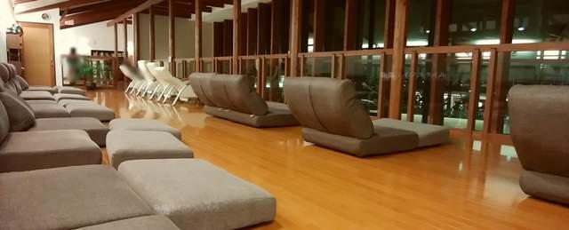 ヴィネスパの2F休憩スペースその1