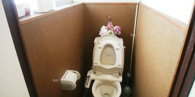 新ワープ116のトイレ