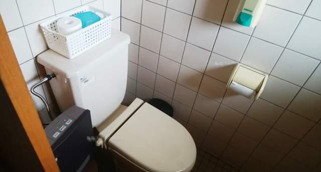 笹むらのトイレの大用
