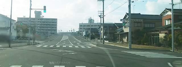 女池上山~鳥屋野2丁目の道路拡張工事風景その4