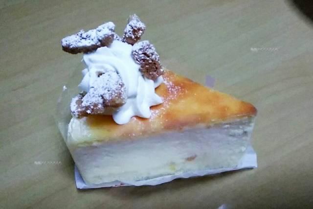 ランプリールのニューヨークチーズケーキ
