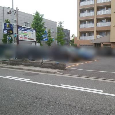 フレンドパーク新潟駅前第7の外観