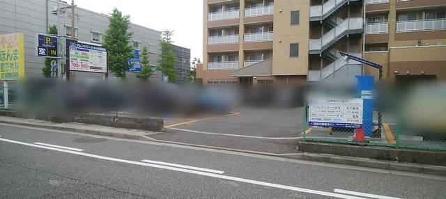 フレンドパーク新潟駅前第8の外観