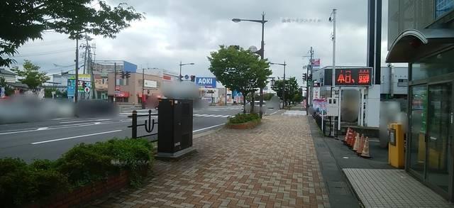 火山弁天橋通店の周辺の風景