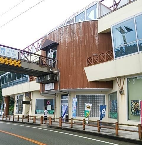 道の駅笹川流れの外観