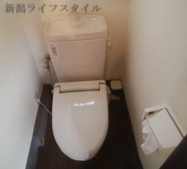 とっとコのトイレの様子