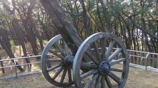 ドン山の大砲